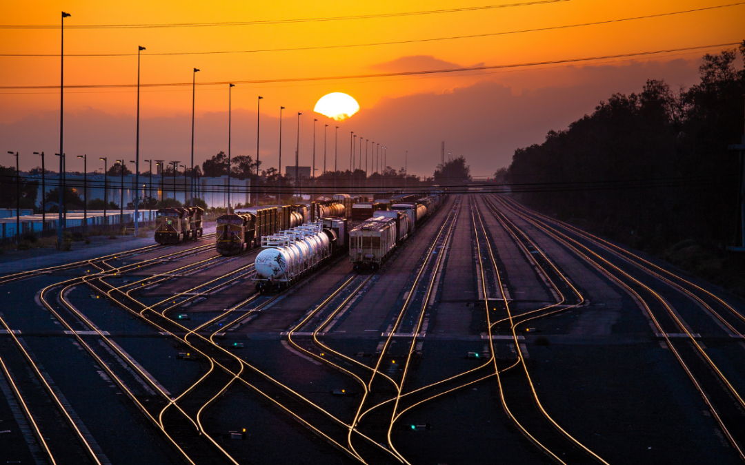 Apricity helps keep rail infrastructure group moving