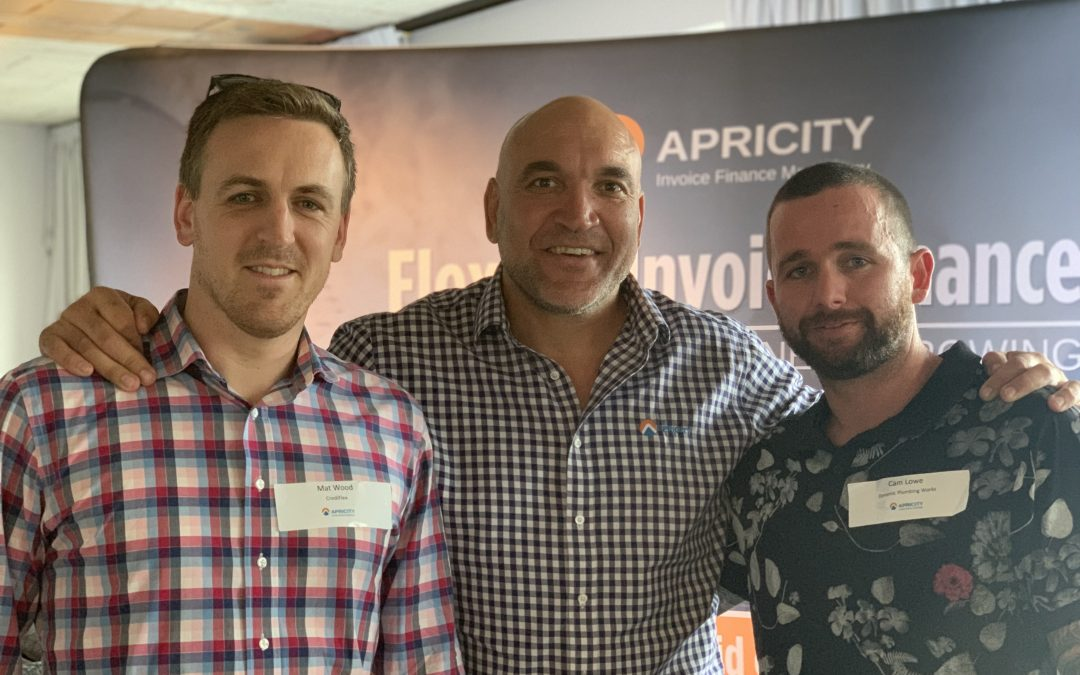 Gorden Tallis lunch event – Auckland