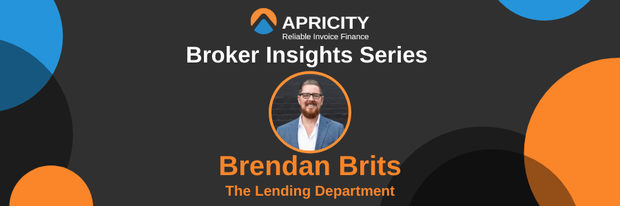 Broker Insights Series – Brendan Brits