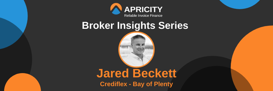 Broker Insights Series – Jared Beckett